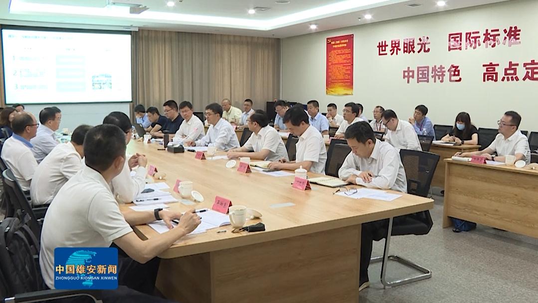 陈刚与中国电信集团总经理李正茂一行举行工作座谈