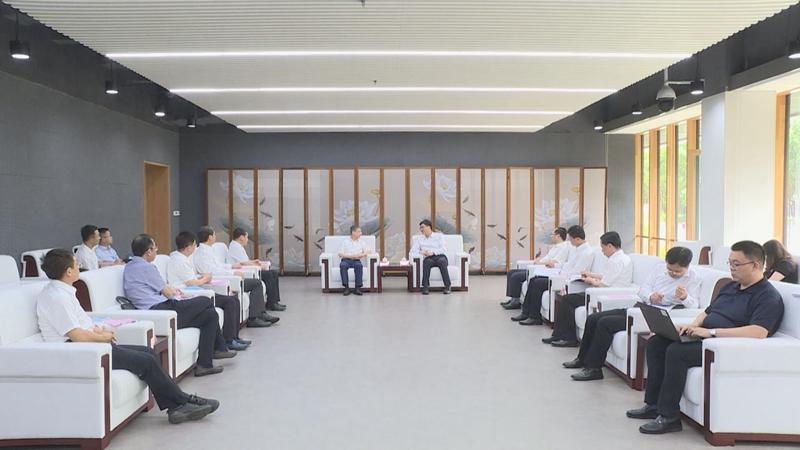 视频丨北京交通大学雄安数字交通创新中心在新区揭牌