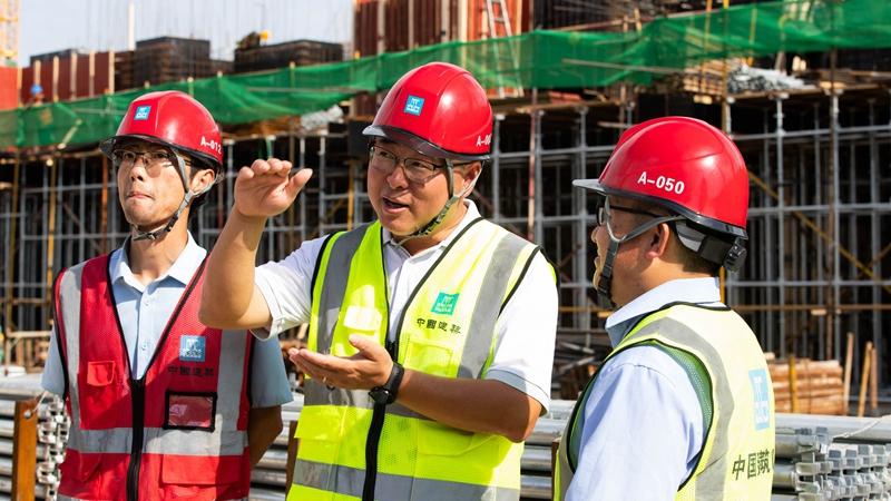 我和雄安的故事⑲丨全国五一劳动奖章获得者张涛:保质保量完成项目建设