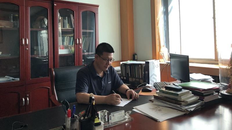 佟文峰:通过产品创新应用促进雄安绿色发展
