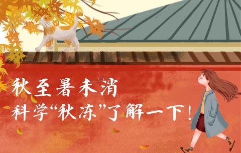 """秋至暑未消,科学""""秋冻""""了解一下!"""