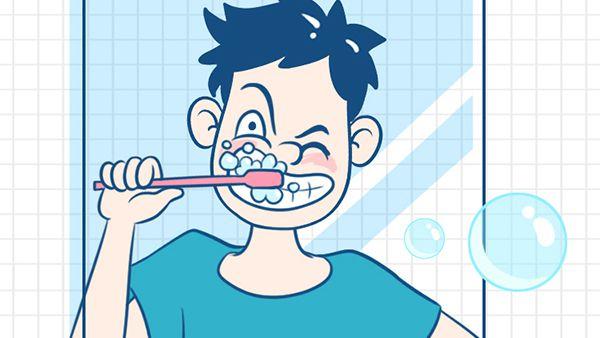 """保护健康 从""""齿""""开始"""