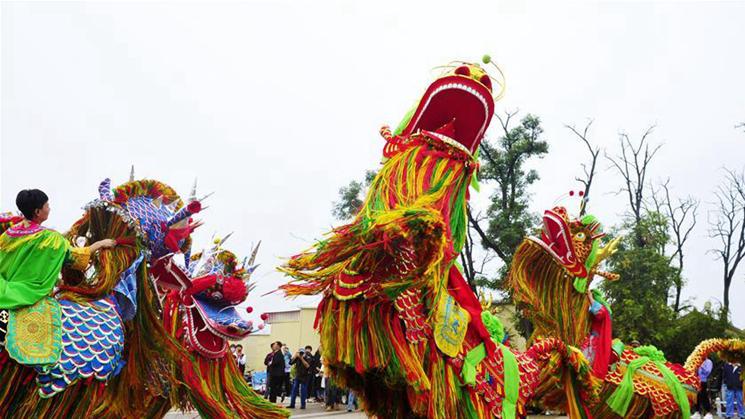河北沧州:第六届京津冀非遗联展