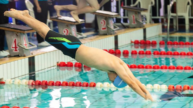 雄安新区首届游泳比赛圆满结束