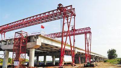 京德荣乌新线河北段(一期)完成年度投资超九成