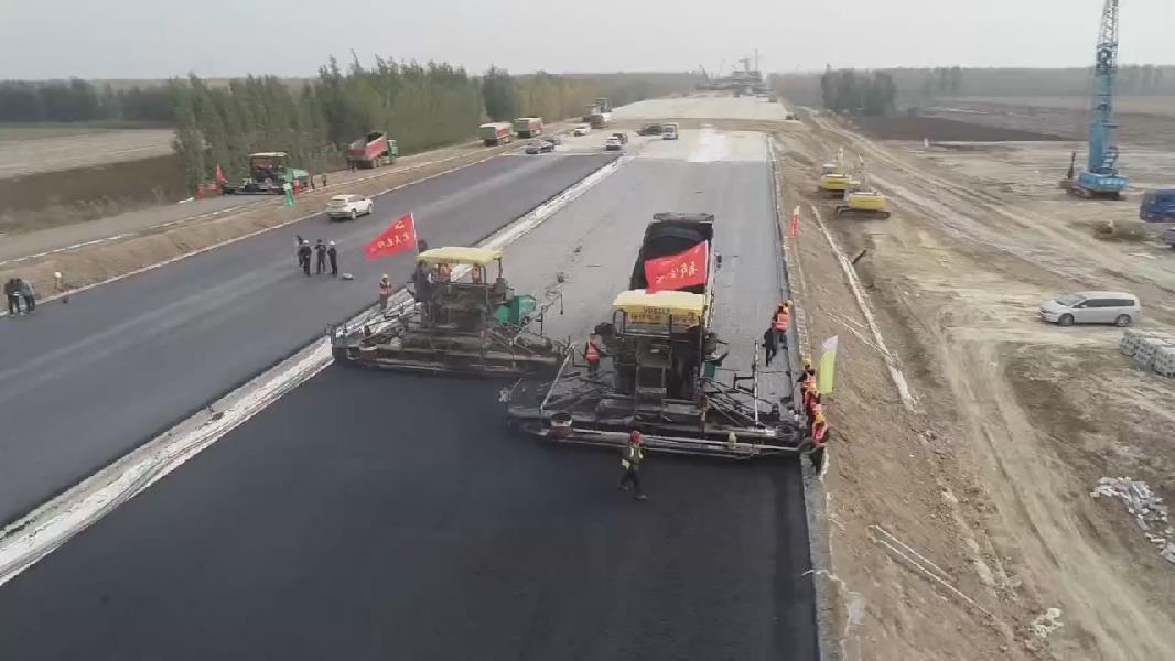 """京德高速:靠科技创新打造""""雄安质量"""""""