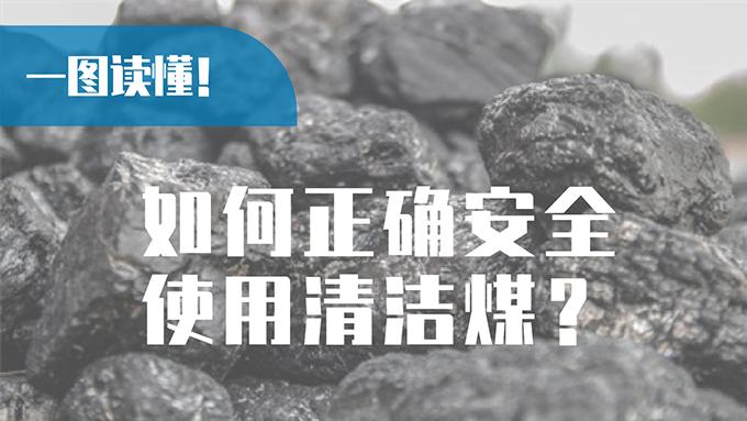 如何正确安全使用清洁煤?一图读懂!