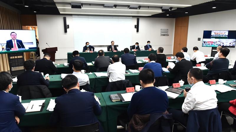 时政要闻丨雄安新区召开2021年建设发展工作会议
