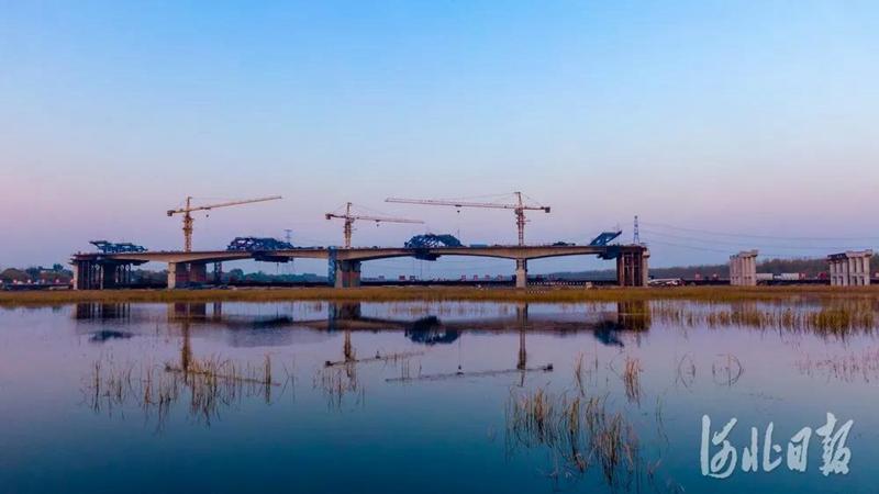 最新消息!雄安2条高速将于5月底建成通车