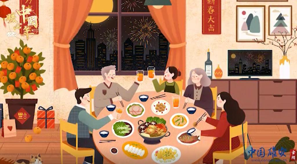 【暖心中国年】春节期间吃顿热闹又健康的火锅!美得很