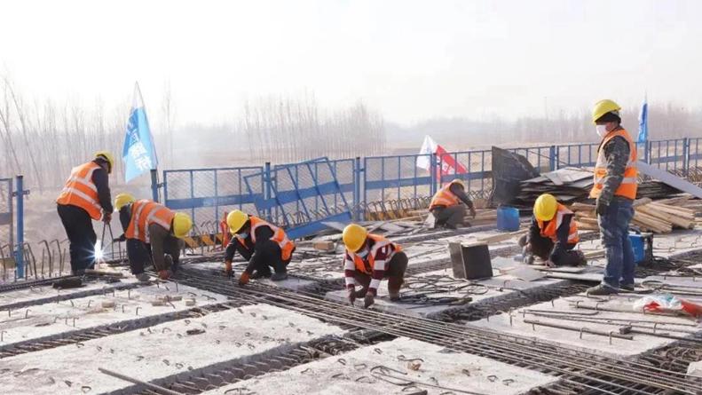 京雄高速全力推进工程建设