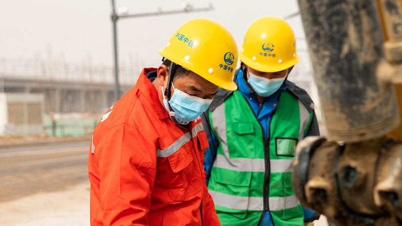 我和雄安的故事㊺丨雄安工匠唐清政:发扬工匠精神 为雄安新区建设发展贡献新的力量