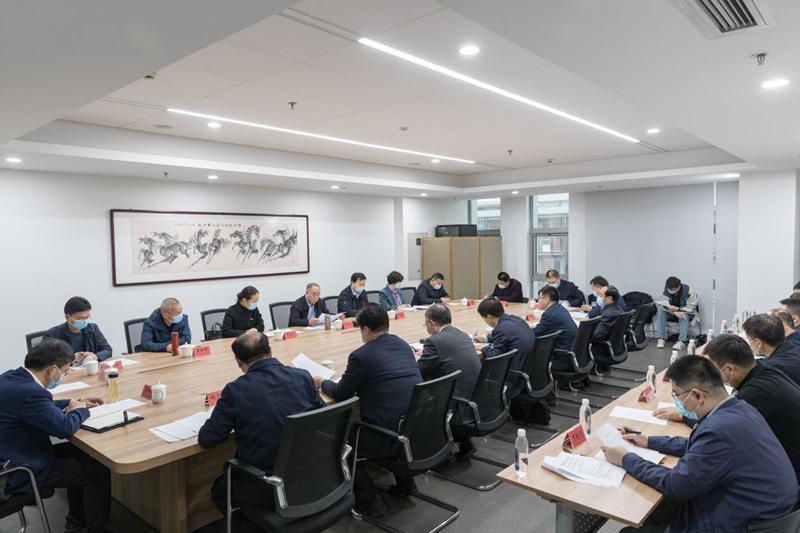 河北省政法队伍教育整顿第六指导组进驻雄安新区