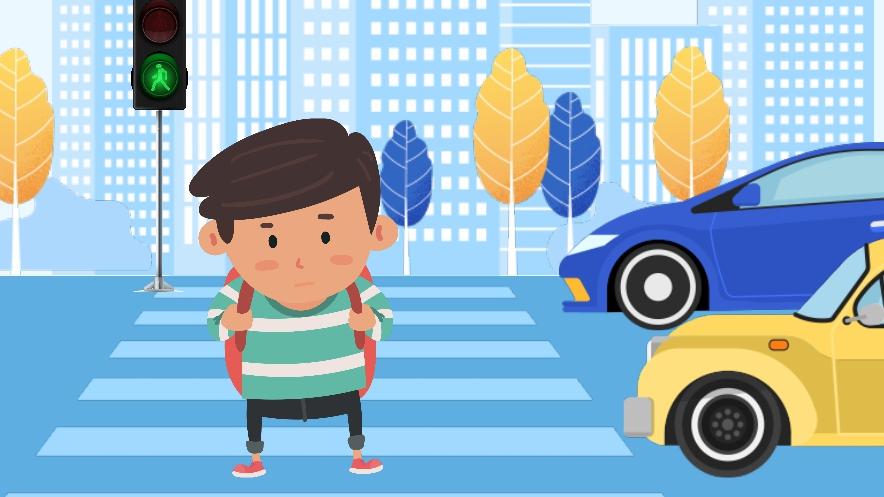 全国中小学生安全教育日 这份交通安全提示请收好!