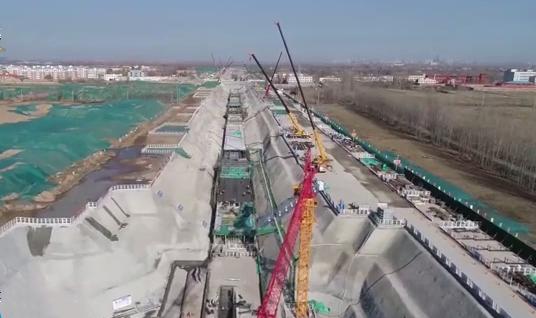 """雄安新区:启动区基础设施建设按下""""全面启动键""""主城区框架逐渐拉开"""