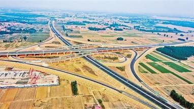 交通运输部:河北雄安新区公路骨干通道加快成网