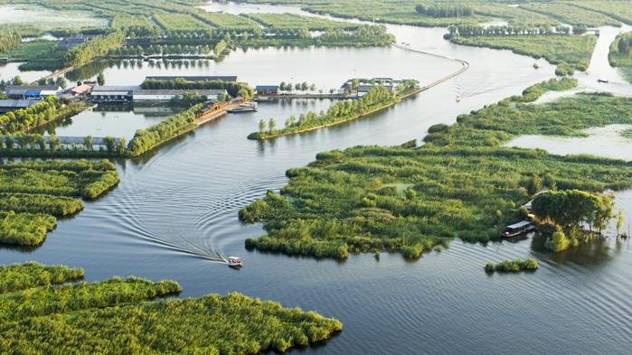 河北:确保2021年白洋淀水质达到Ⅳ类力争部分达到Ⅲ类