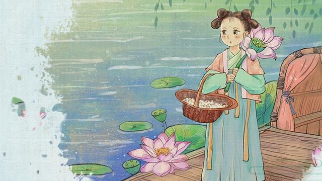 夏至海报丨品读这些绝美诗词,一起清凉一夏!