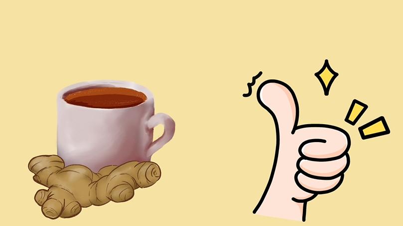 """比冷饮好!消暑降温,快来找""""茶""""喝"""