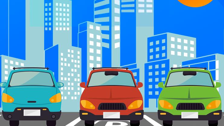 图解|河北多部门推动城市停车设施加快发展