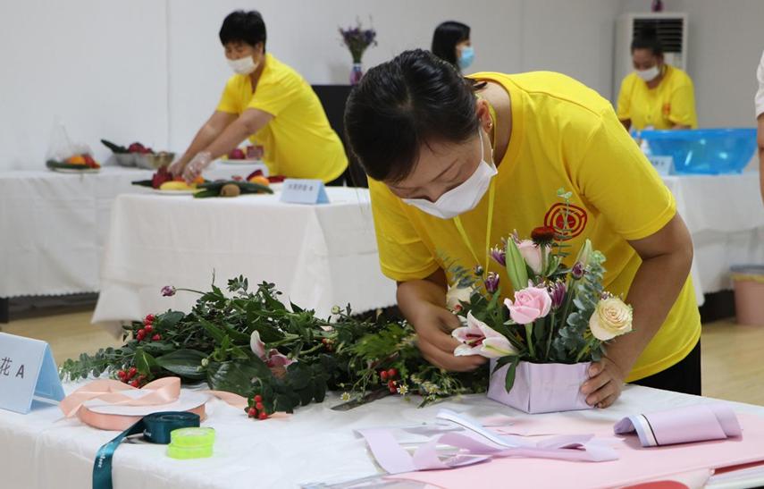安新县2021年职工职业技能比赛举办