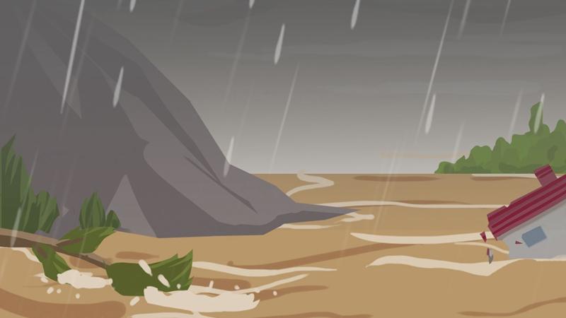 暴雨频发!如遇山洪该如何应对?
