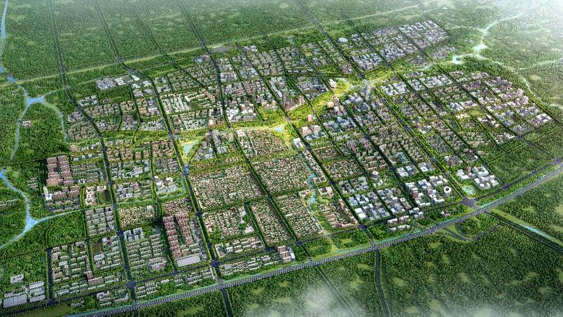 传承历史、描绘未来,千年古县的有机更迭之道——《河北雄安新区容城组团控制性详细规划》解读