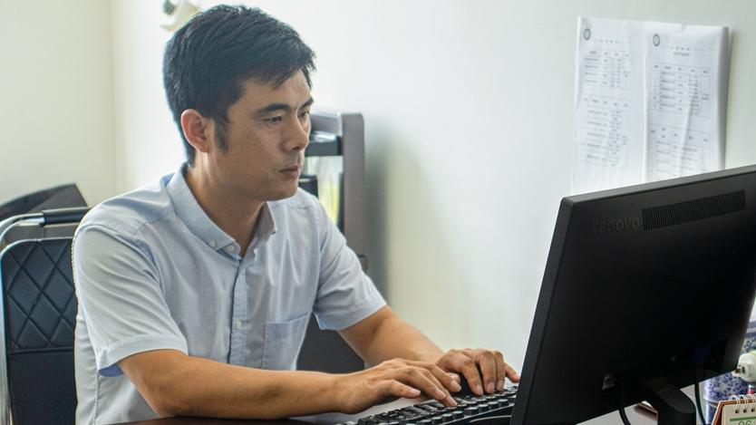 我和雄安的故事第53期丨安新县淀南中学校长杨赞波:为党育人 为国育才