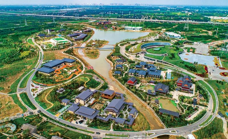 雄安新区:打造新时代城市新样板