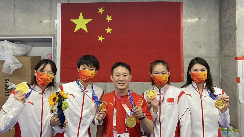【家乡雄安】国家游泳队教练王爱民:让全世界看到中国人的速度