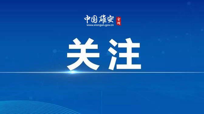 雄县第十七届人大常委会公告