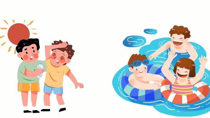 儿童游泳益处多,这些安全知识不容忽视