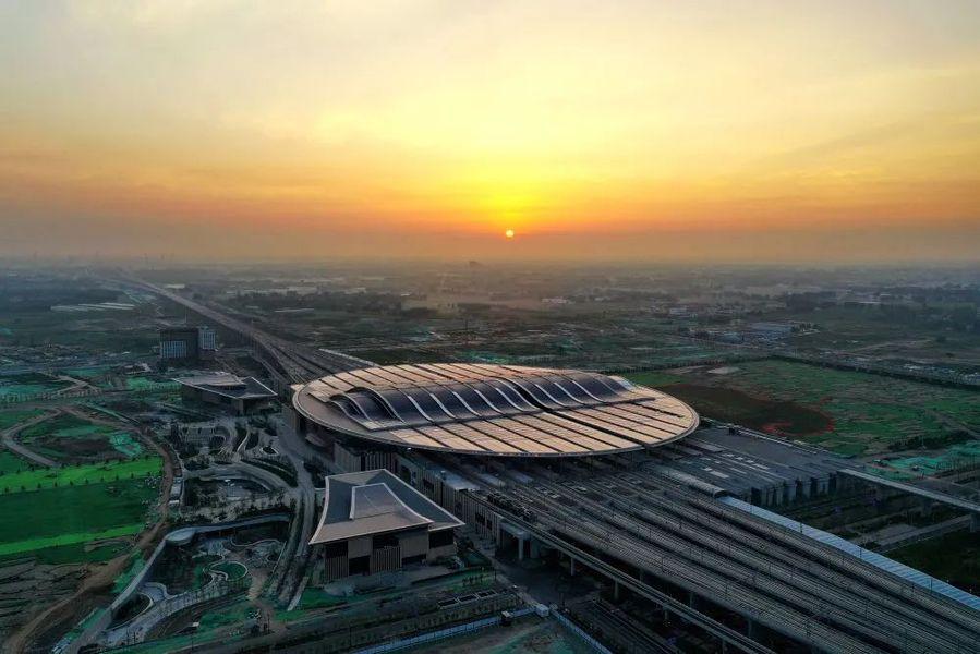 快闪丨雄安重点承接北京非首都功能疏解、发展高新高端产业有哪些?50秒速览!