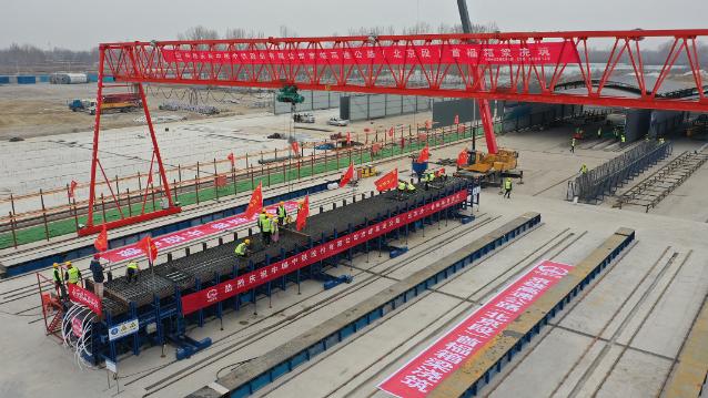 将于明年年底建成通车!京雄高速北京段最新进展来了