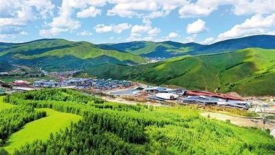 构筑坚固的京津绿色屏障