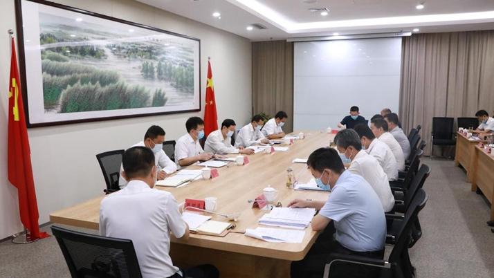 省委党史学习教育第二巡回指导组到雄安新区巡回指导