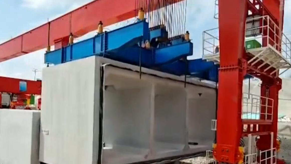 雄安新区:工厂化生产城市地下管廊取得阶段性成果