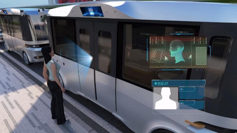 """未来,这些""""黑科技""""智能网联汽车将""""驶入""""雄安百姓生活"""