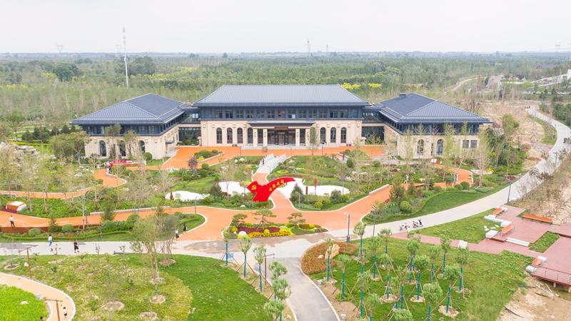 雄安郊野公园恢复开园 时间为每日9:00至16:00