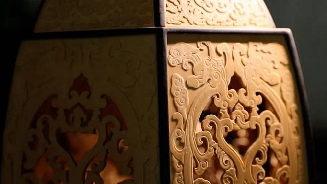 【家乡雄安】竹为纸刀为笔 雕匠心刻竹魂