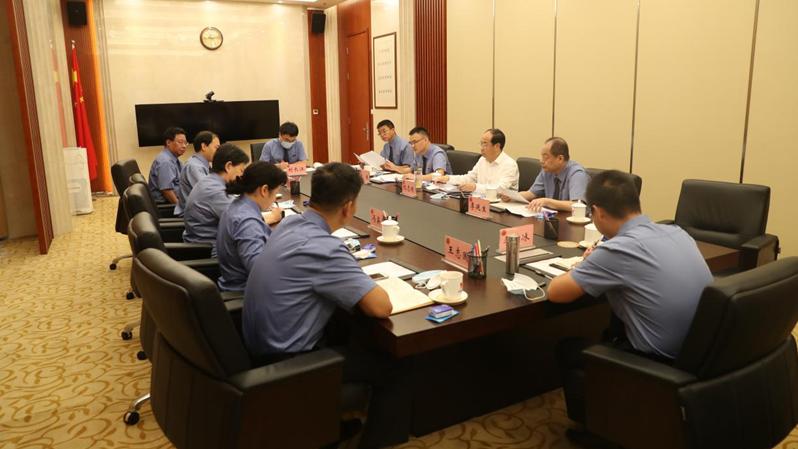 雄安检察分院聚焦京津冀协同发展到北京市检四分院交流知识产权检察工作