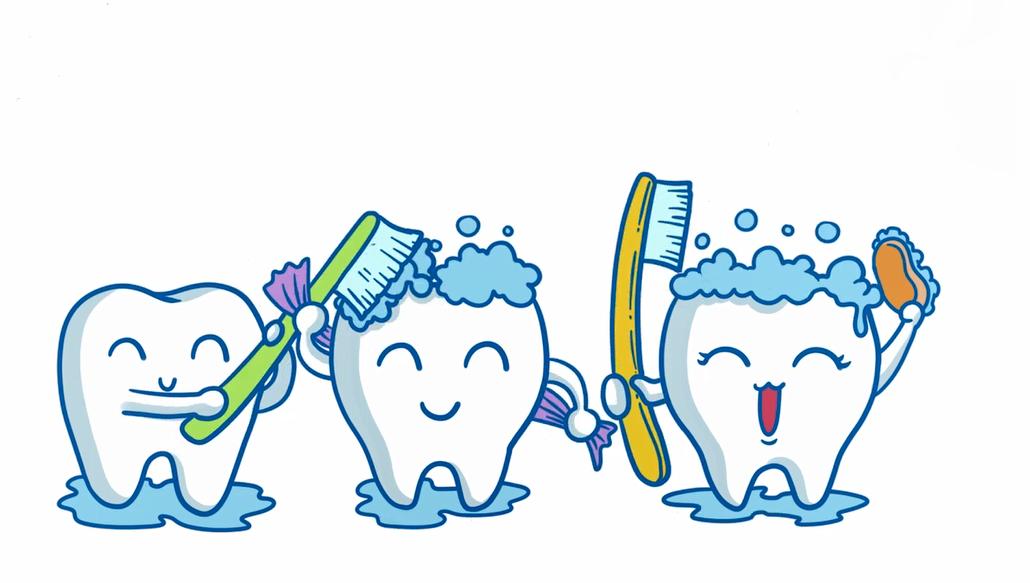 全国爱牙日丨爱护牙齿,祝你笑口常开