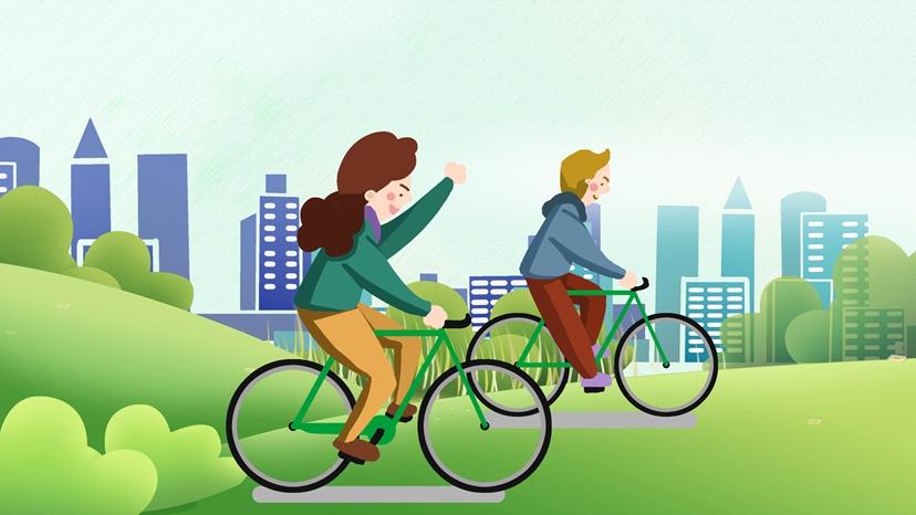世界无车日丨绿色出行不止这一天