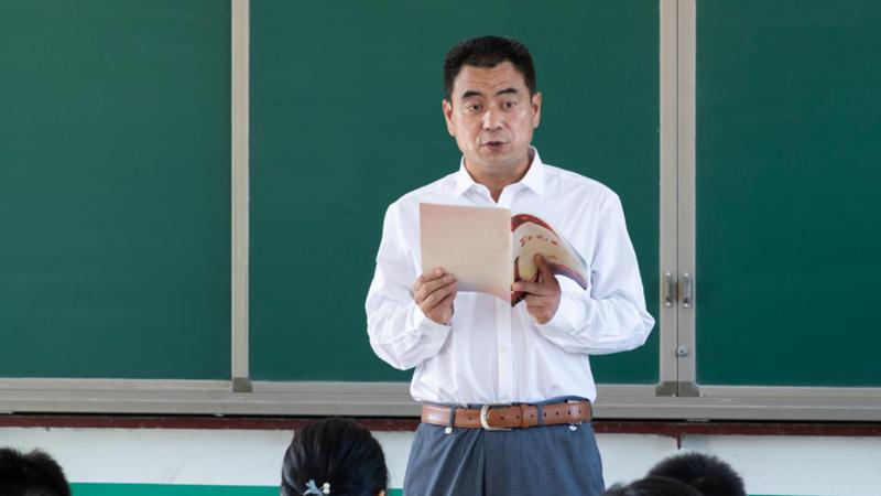 我和雄安的故事第76期丨董永强:老师、诗人、红色讲解员