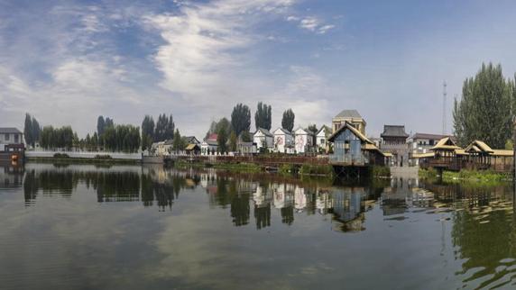 安新县端村镇大淀头村被认定为2021年度河北省美丽休闲乡村