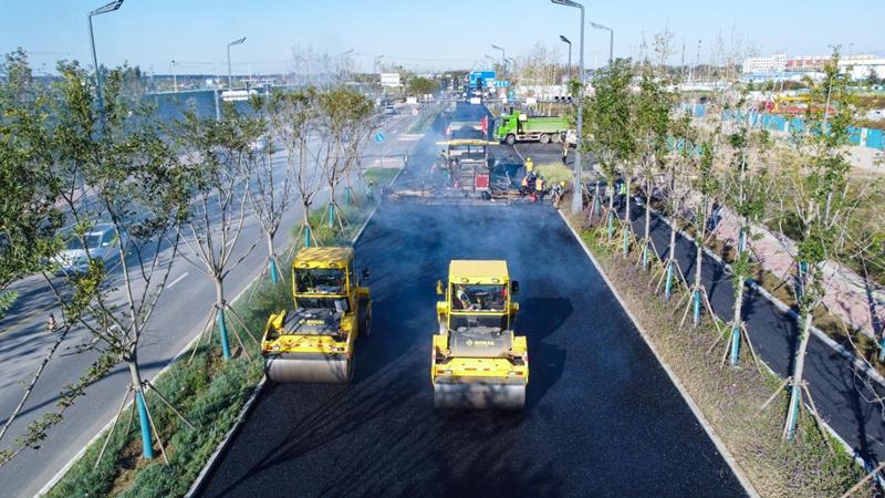 看建雄安丨雄安站枢纽片区综合管廊项目迎来新进展