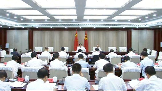 王东峰:扎实推进京津冀协同发展和雄安新区规划建设取得新成效