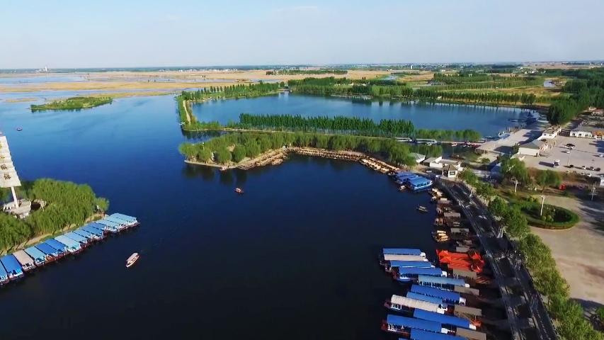 雄安新区:白洋淀生态修复稳步推进