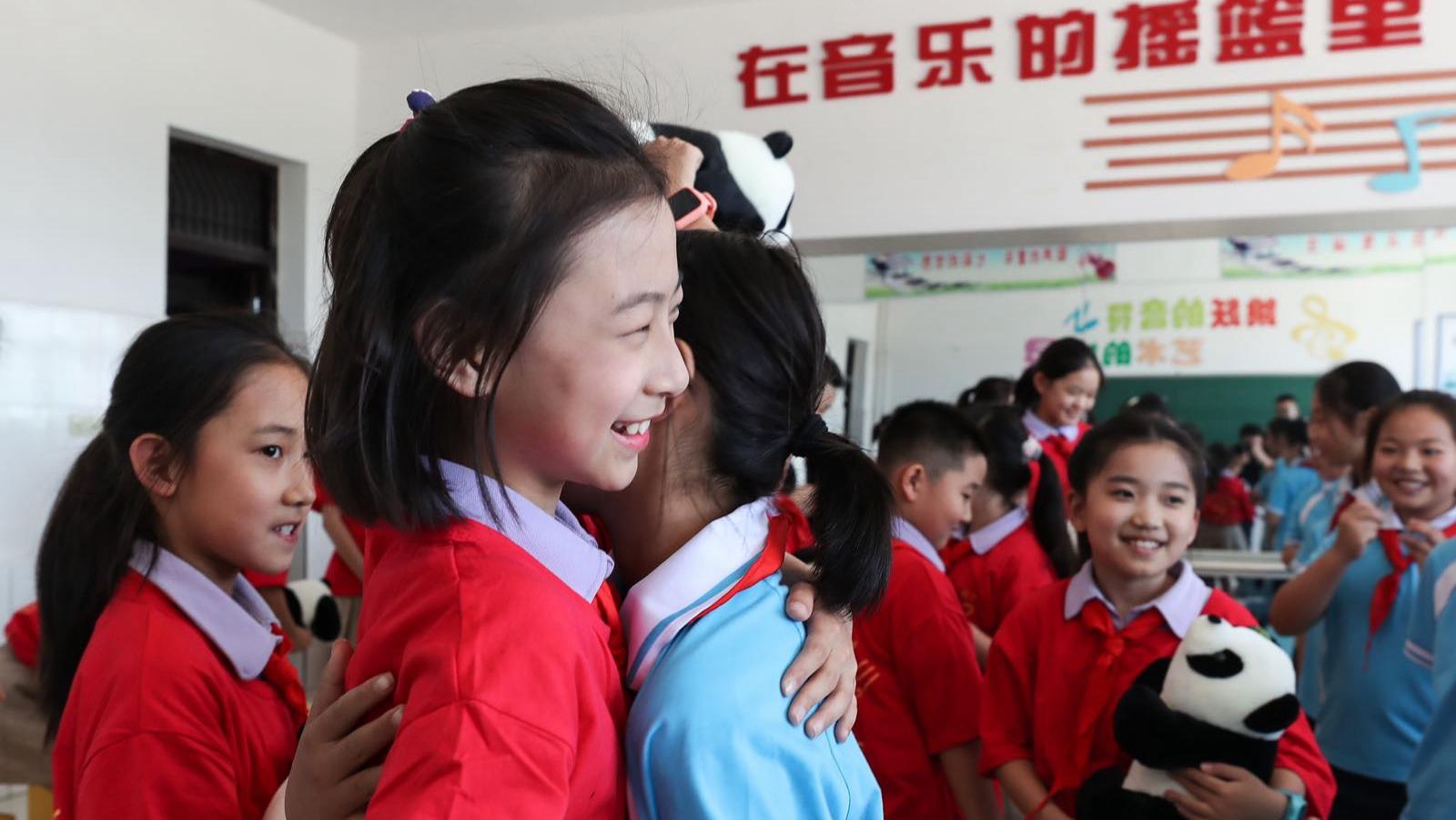 【中国雄安新闻】乡村小学嫁接优质教育资源 河北师范大学附属小学雄安校区揭牌