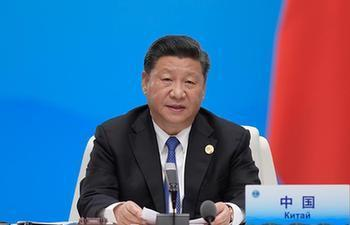 Spotlight: Xi's keynote speech at SCO Qingdao summit receives worldwide praise